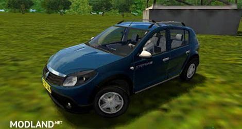 Renault Sandero Stepway [1.2.5]